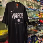 Kaos Basket Warrior Hitam
