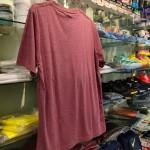 Kaos Motif Merah Muda
