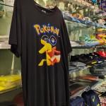 Kaos Pokemon Go Hitam