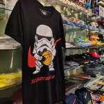 Kaos Trooper Nike Hitam