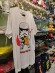 Kaos Trooper Nike Putih