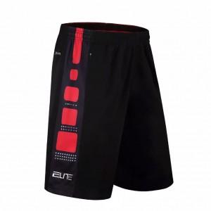 Celana Basket Nike Elite Hitam Merah