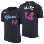 Kaos Basket Miami Hero Hitam